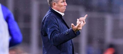 RC Strasbourg : Thierry Laurey n'est pas inquiet grâce à la Meinau - butfootballclub.fr