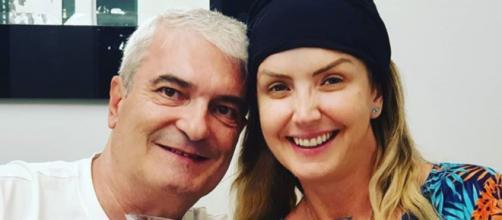 Alessandra Scatena estava casada há 23 anos com Rogério. (Reprodução/Instagram))