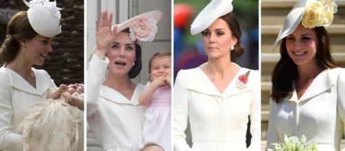 Cualquiera que sea su look, Kate Middleton es icono de moda