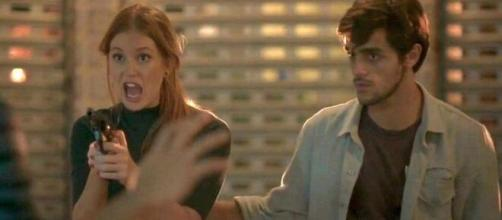Eliza enfrentará Jacaré em 'Totalmente Demais'. (Reprodução/TV Globo)