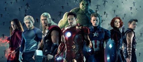 Personagens do filme 'Vingadores: A Era de Ultron'. (Arquivo Blasting News)