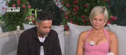 Pietro Delle Piane e Antonella Elia si sono ritrovati un mese dopo la rottura.