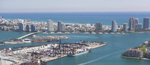 Sea level rise: Miami and Atlantic City fight to stay above water. [Image source/The Guardian YouTube video]