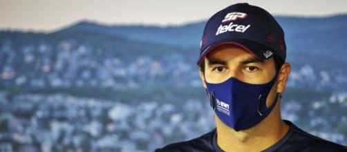 Sergio Perez positivo al coronavirus