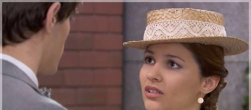 Spoiler Una Vita: Cinta ed Emilio concludono la loro relazione.