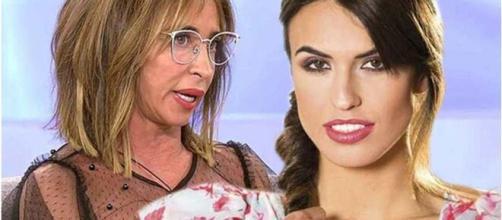 Telecinco / Sofía Suescun, dolida por la 'puñalada' de María Patiño a raíz del robo en su casa