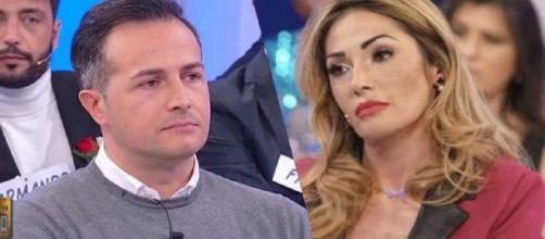 U&D, Riccardo Guarnieri non commenta la rottura con Ida e chiede: 'Vorrei silenzio e pace'.