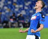 L'Inter pensa anche a Milik per l'attacco.