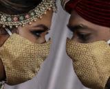Muitos convidados testaram positivo para coronavírus após morte do noivo. (Arquivo Blasting News)