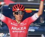 Nairo Quintana alla sua prima stagione in maglia Arkea Samsic.
