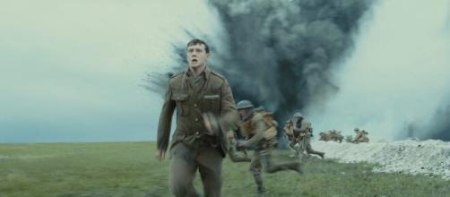 '1917': filme ganhou reconhecimento após período em baixa dos filmes de guerra. (Arquivo Blasting News)