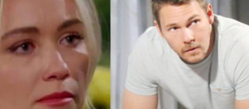 Beautiful, trame americane: Flo confessa a Liam che sua figlia Beth è viva.