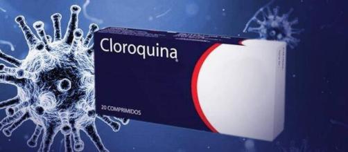 Cloroquina no uso da covid-19. (Arquivo Blasting News)