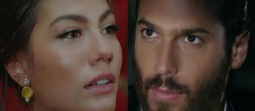 Daydreamer, anticipazioni turche: scoppia la passione tra Can e Sanem.