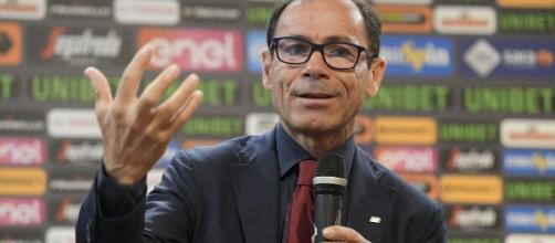 Il commissario tecnico della Nazionale di ciclismo Davide Cassani.