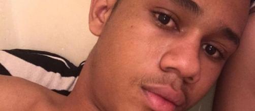 Rapaz faleceu em hospital da Bahia. (Arquivo Pessoal)