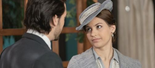 Una vita, spoiler spagnoli: Cinta scopre che il nuovo pretendente Rafael è un impostore.