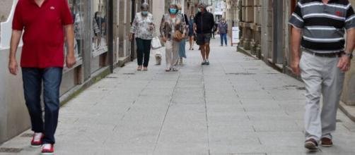 La pandemia del coronavirus deja confinadas a más de 70.000 personas en Lugo