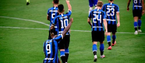 Le probabili formazioni di Hellas Verona-Inter.