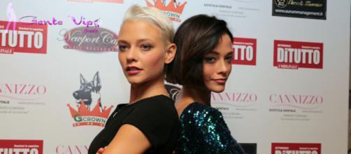 Silvia Provvedi su Instagram: 'Io e Giulia siamo senza maschere'.