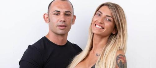 Valeria Liberati e Ciavy Maliokapis, concorrenti di Temptation Island.