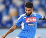 Lorenzo Insigne, centrocampista offensivo del Napoli.