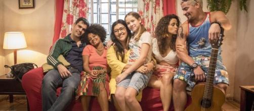 'Amor de mãe' foi exibida no horário das 21h. (Reprodução/TV Globo)