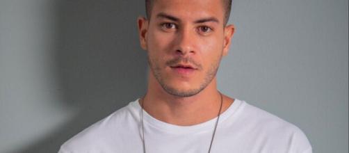 Arthur Aguiar afirma que ficou com Boca Rosa. (Arquivo Blasting News)