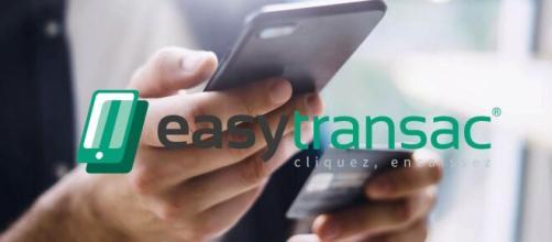 Easy Transac permet d'encaisser vos cartes de crédit sans terminal de paiement
