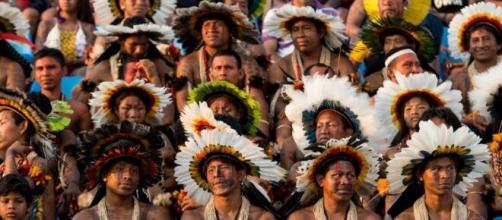 Indígenas sofrem com a pandemia de coronavírus. (Arquivo Blasting News)