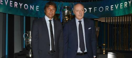 Inter, Marotta pronto ad accontentare Conte con cinque colpi.