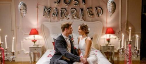 Spoiler Tempesta d'amore: Jessica e Henry si sposano.