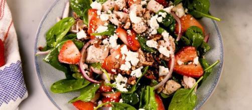 Uma dieta saudável é ideal para proporcionar boa qualidade de vida. (Arquivo Blasting News)