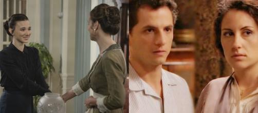 Una Vita, spoiler Spagna: Felicia e Camino fanno pace, Lolita discute con Antonito.