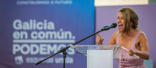 Yolanda Díaz (Unidas Podemos) asegura que los ERTE podrían alargarse hasta el año 2021