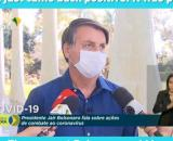 Brazil President Jair Bolsonaro tests positive for COVID-19 - CGTN - cgtn.com