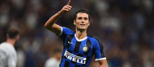 Inter, l'Atalanta avrebbe messo gli occhi su Candreva