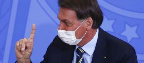 Jair Bolsonaro anuncia que testou positivo para o novo coronavírus (Arquivo Blasting News)