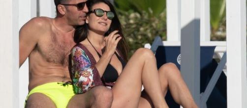 Juventus, Buffon e Ilaria D'Amico potrebbero essersi sposati durante il lockdown.