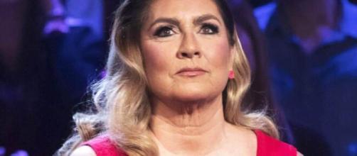 La nota cantante, ex moglie di Albano Carrisi riporta sul web l'estremo saluto a Ennio Morricone.