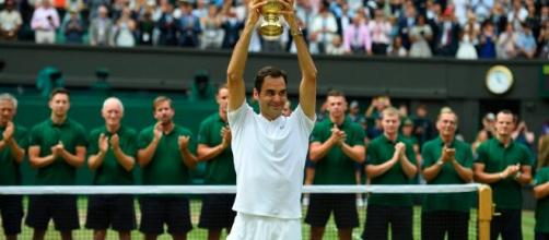 L'obiettivo di Federer è quello di tornare a giocare a Wimbledon nel 2021