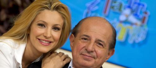 Nuove tensioni tra Adriana Volpe e Giancarlo Magalli.