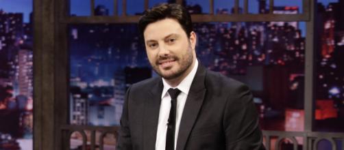 O apresentador e humorista Danilo Gentili. (Arquivo Blasting News)
