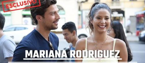 Simone Susinna, messaggio enigmatico su Instagram alla ex Mariana Rodriguez.