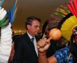 Mais de 10 mil casos de Covid-19 foram confirmados entre indígenas. (Divulgação/Alan Santos/PR)
