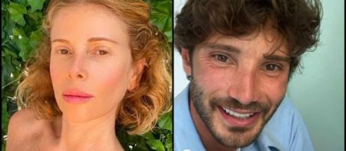 Alessia Marcuzzi in vacanza con le amiche e non col marito dopo i rumors su De Martino.