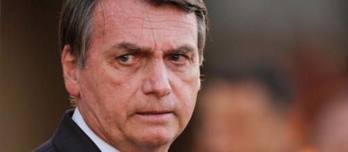 Bolsonaro mostrou preocupação em relação a críticas de empresários. (Arquivo Blasting News)
