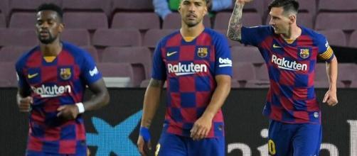 Con el triunfo, el FC Barcelona le mete presión al Real Madrid, que juega el viernes.