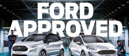 Ford Approved Usato - il programma