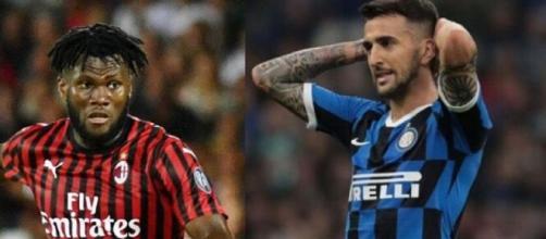 L'Inter vorrebbe proporre al Milan lo scambio Vecino-Kessié.
